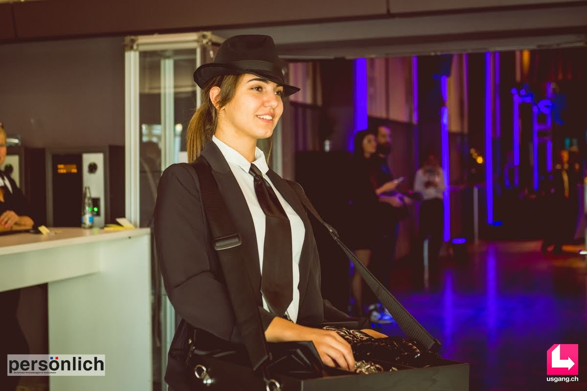 zur Galerie: Clear Channel Blues Brothers Party