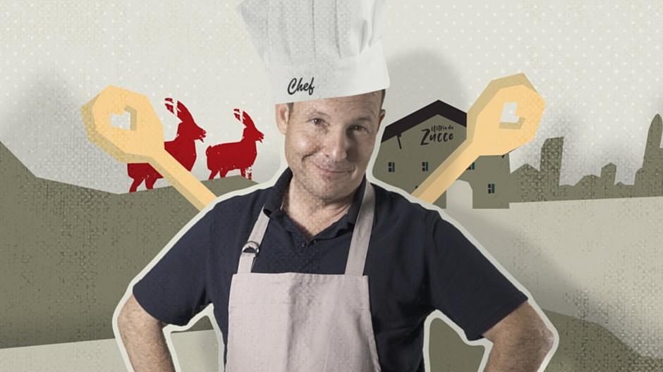Claudio Zuccolini: «Selbstverständlich kann ich kochen»