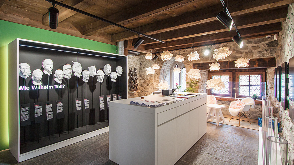 Herger Imholz: Raue Symbolik für das Tell-Museum