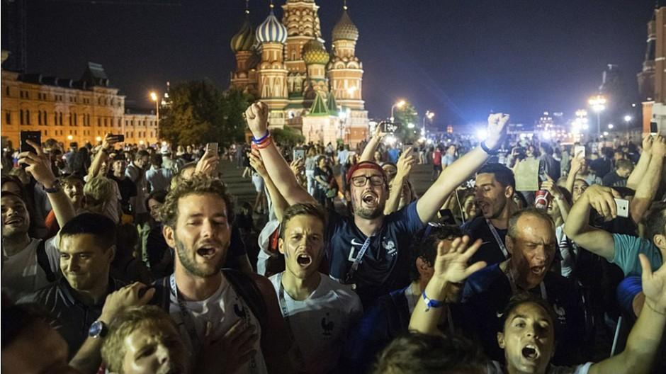 Fussball-WM in Russland: 10 Milliarden Impressions aus dem «War Room»