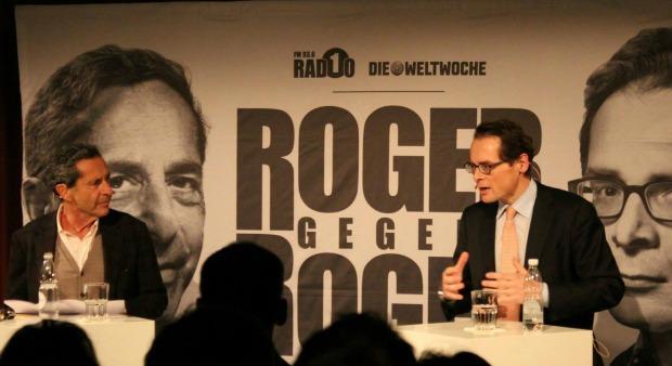 """Radio 1: """"Roger gegen Roger"""" geht wohl weiter"""