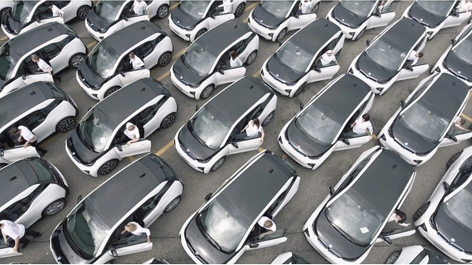 Quade & Zurfluh: 150 Elektroautos im Einsatz für neues SBB-Abo