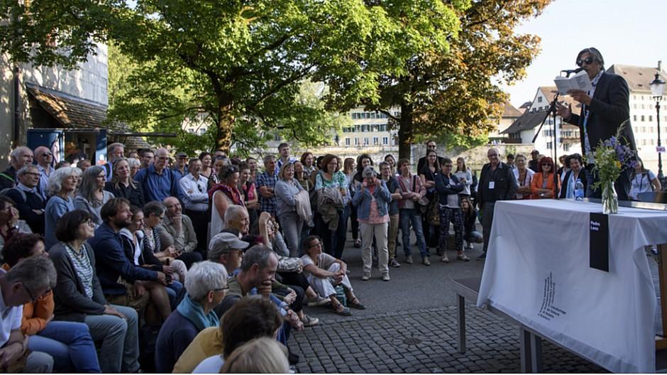 Solothurner Literaturtage: 18'000 Eintritte sorgen für Besucherrekord
