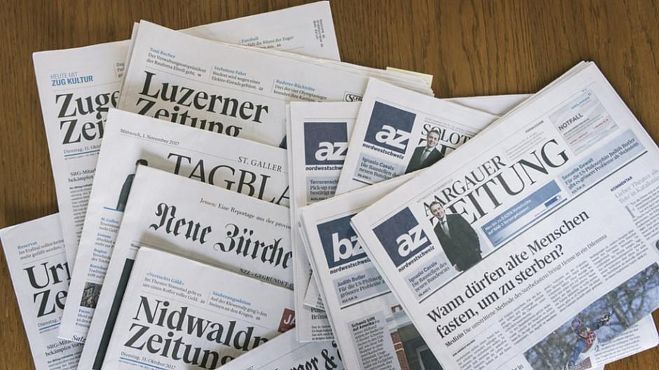 Sparprogramm CH Media: 200 Vollzeitstellen werden abgebaut