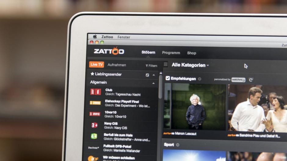 Tamedia: Übernahmepläne für Zattoo International