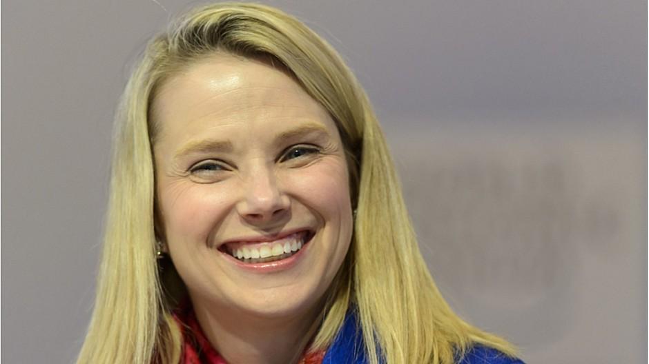Yahoo: 23 Millionen Dollar für Marissa Mayer