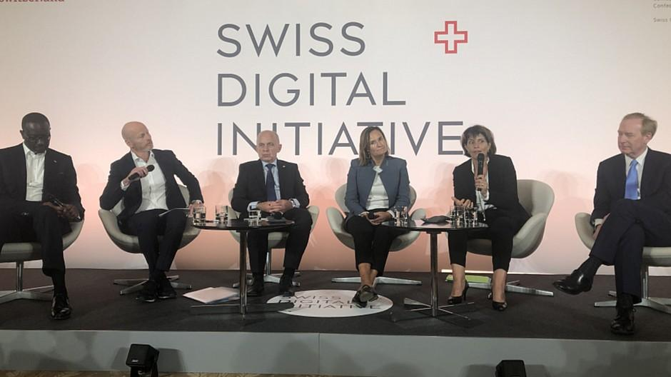 Digitalswitzerland: 30 Top-Shots beschliessen Digital-Initiative