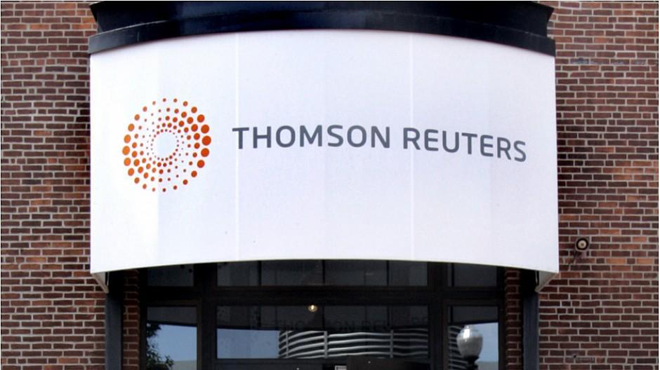 Thomson Reuters: 3200 Stellen werden gestrichen