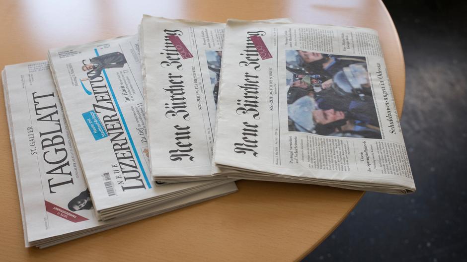 NZZ-Regionalmedien: Pascal Hollenstein wird Leiter Publizistik