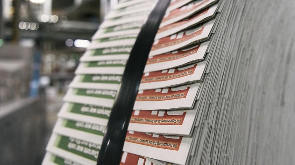 Werbeeinbrüche: 380 Millionen Franken weniger für die Presse