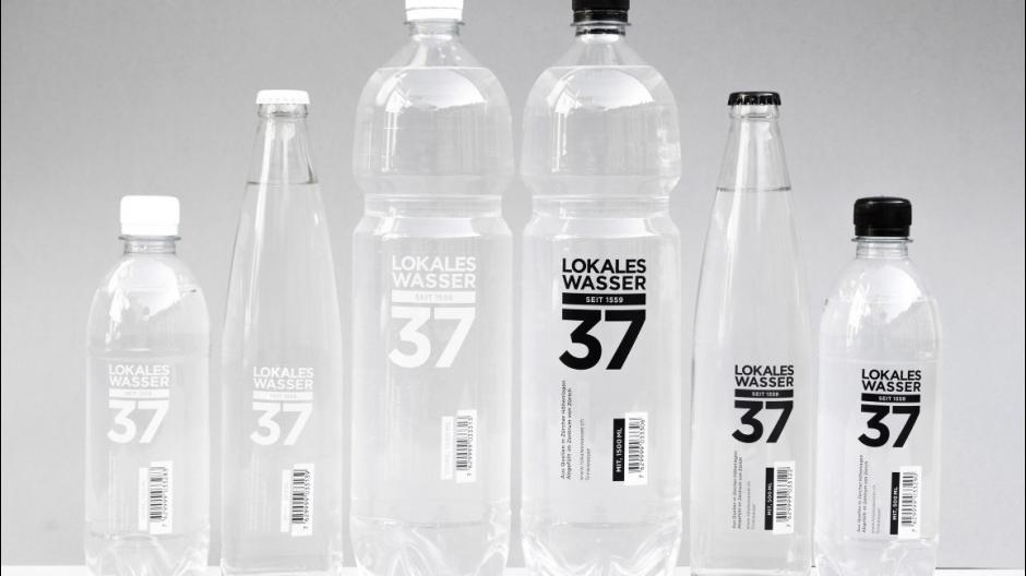 Havas Worldwide Zürich: Lokales Wasser aus der Nachbarschaft