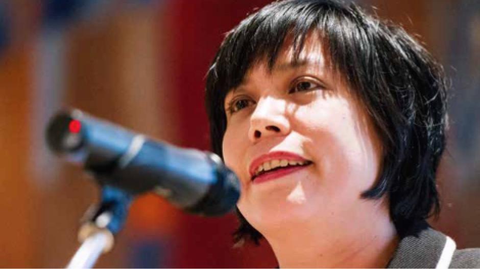 Min Li Marti: «Der Stellenwert der linken Presse wird unterschätzt»