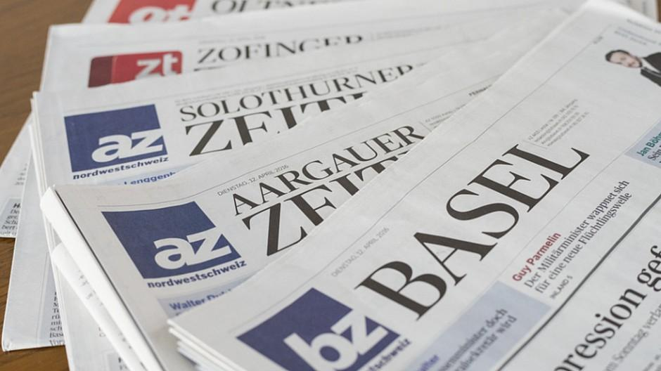 az Nordwestschweiz: Sechs Kündigungen im Produktionsteam
