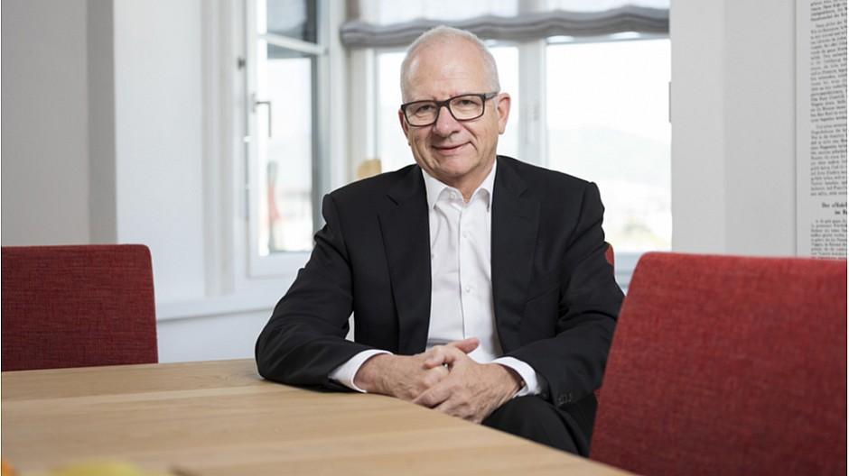 Etienne Jornod: 400'000 NZZ-Abonnements als Ziel