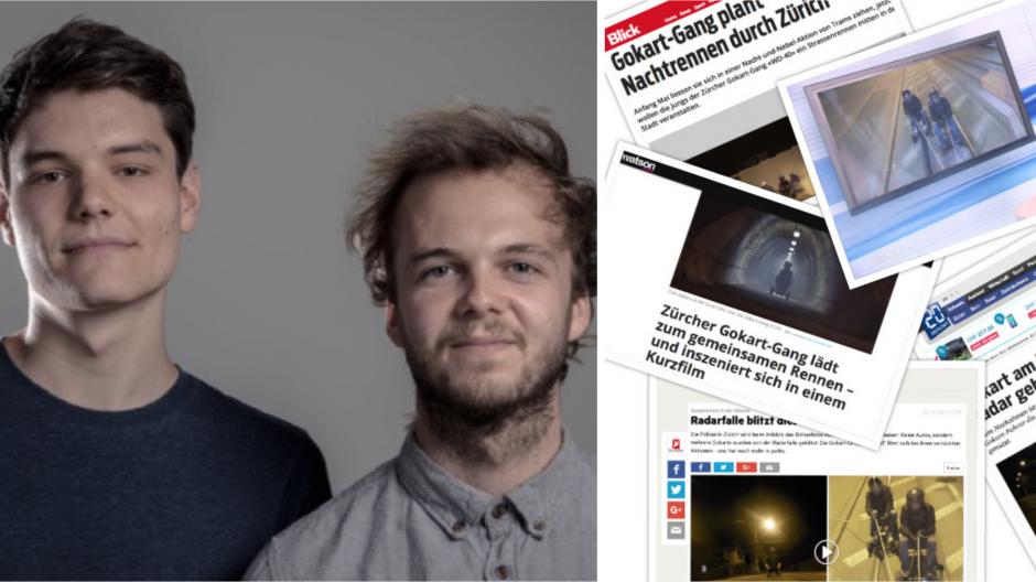 Mockumentary: Wie zwei Studenten mit einem Fake-Event einen Medienhype auslösen