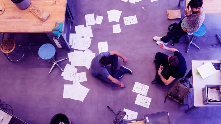 Designathon 2018: 48 Stunden lang die Zukunft neu denken