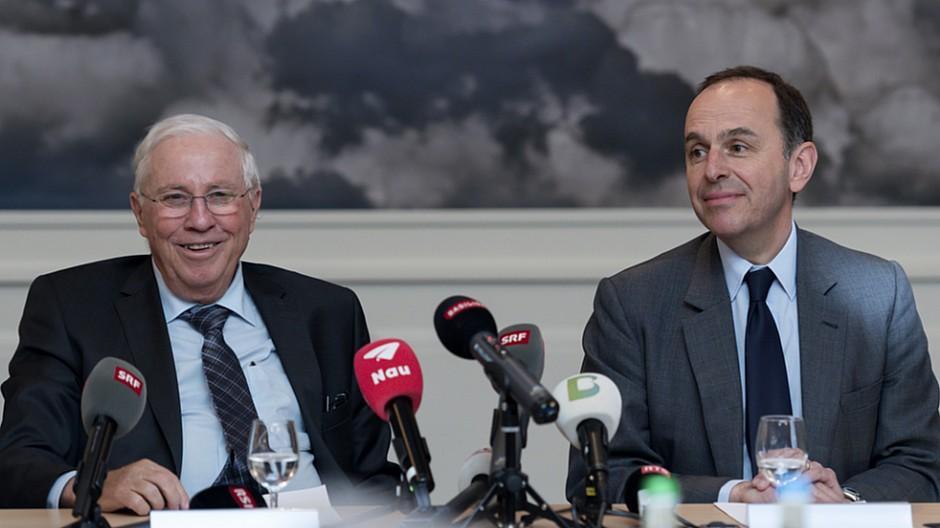 Tamedia: 51,4 Millionen Franken an Blocher bezahlt