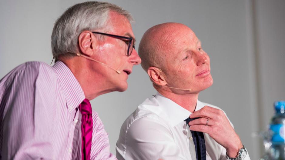 Ringier: Fünf wichtige Themen der Jahresmedienkonferenz