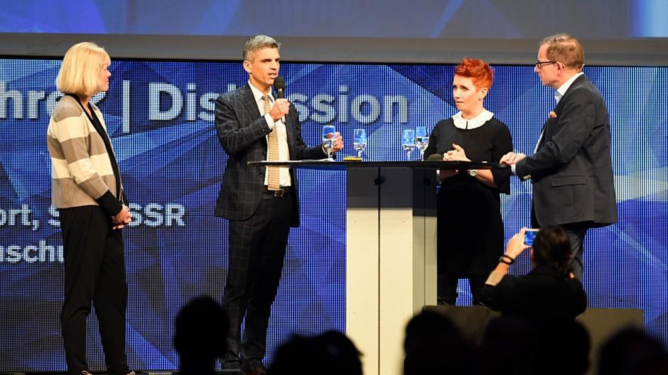 Sport Forum Schweiz: 600 Teilnehmer am Sport-Business-Kongress