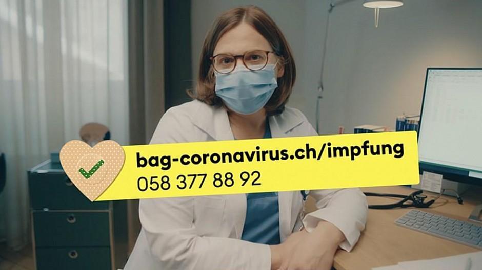 BAG-Krisenkommunikation: 73 Prozent in der Schweiz wollen impfen
