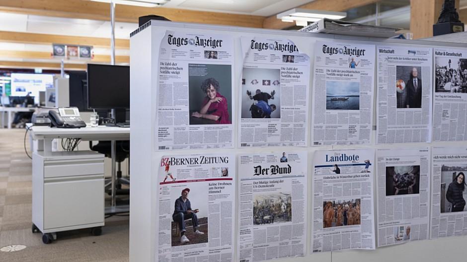Wegen Diskriminierung: 78 Tamedia-Journalistinnen protestieren