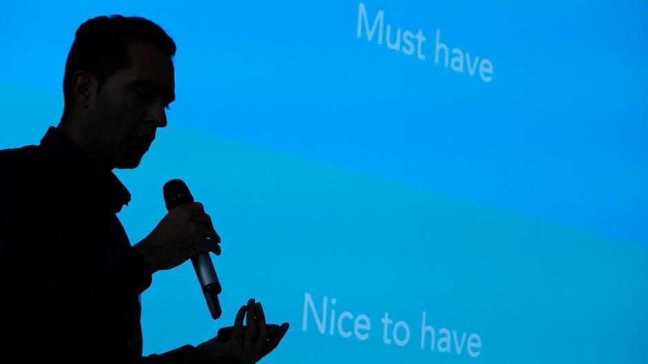 Ginetta: 80 Gäste bei Lightning Talks und Apéro