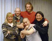 SCHOLZ & FRIENDS STOCKHOLM, Dezember 2004