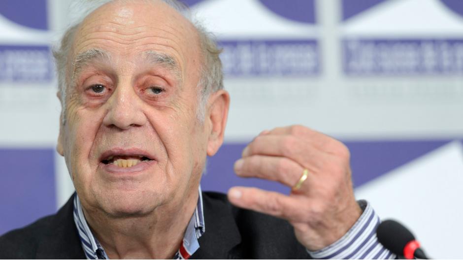Zürcher Zeitungskrieg: Jean Ziegler stellt sich weiterhin hinter Marcel Gyr