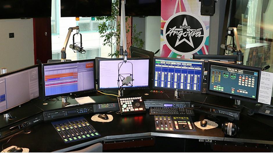 Radiokonzessionen: Aargau gegen mehr Autonomie für Lokalradios