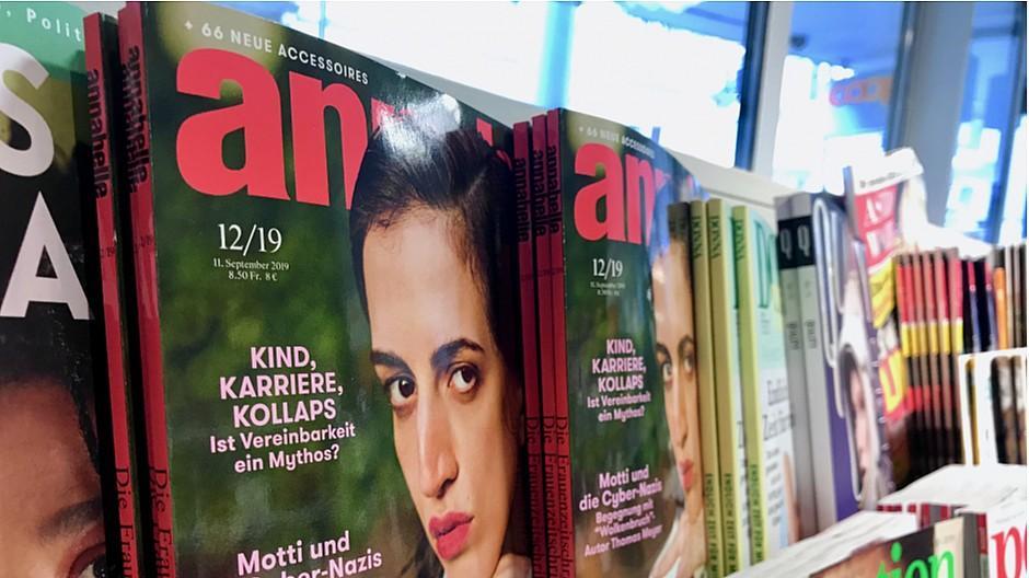 Tamedia: Aargauer Medienart übernimmt «Annabelle»