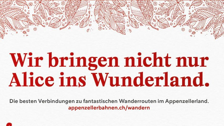 Farner: Ab Gleis 9 3/4 via Oz ins Appenzellerland