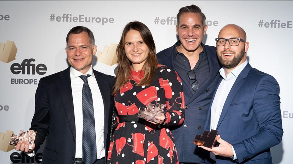 Euro Effie Award: ABB und Serviceplan holen Bronze