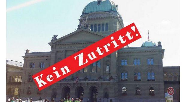 Nachbern.ch: Ronnie Grob darf nicht mehr ins Bundeshaus