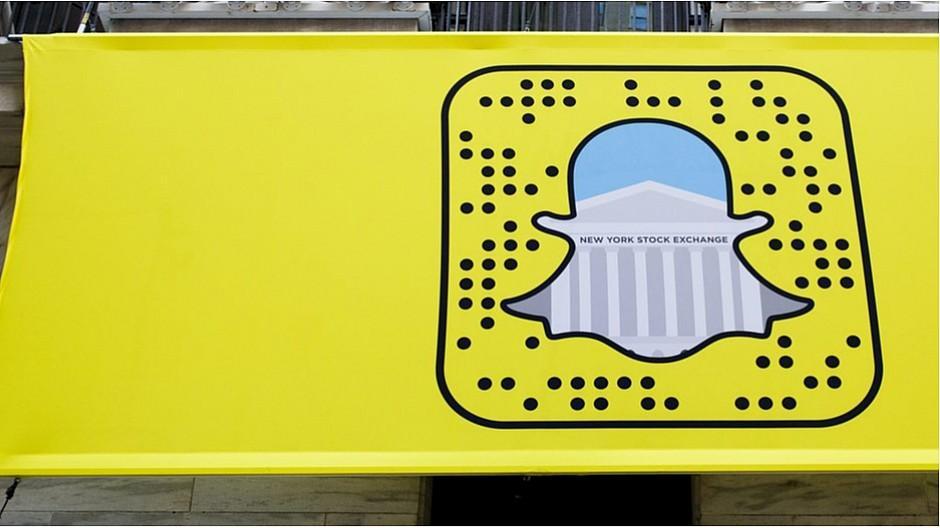 Snapchat: Absturz an der Börse nach schwachem Quartal