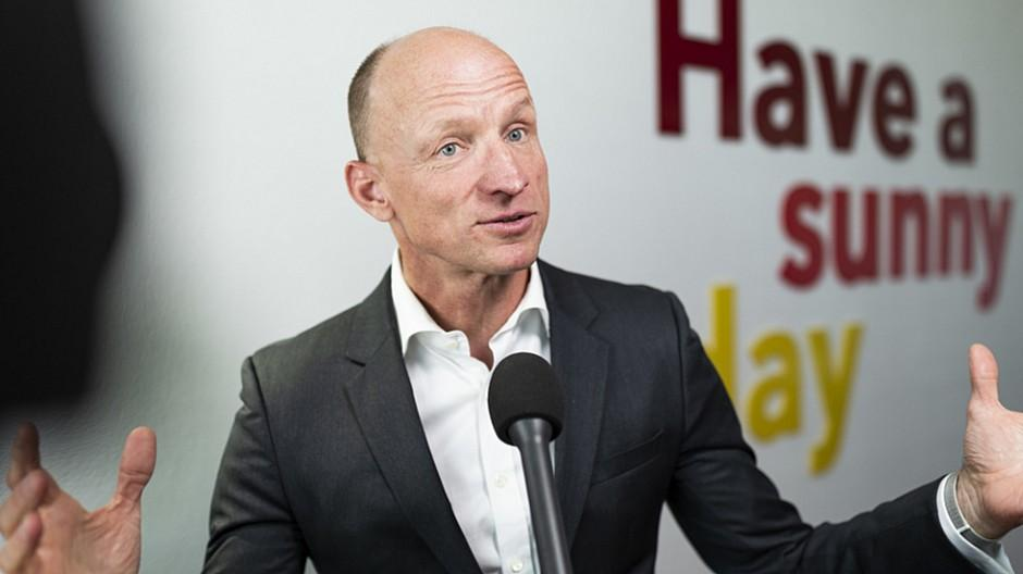 Sunrise: Olaf Swantee wechselt in Privat-Equity