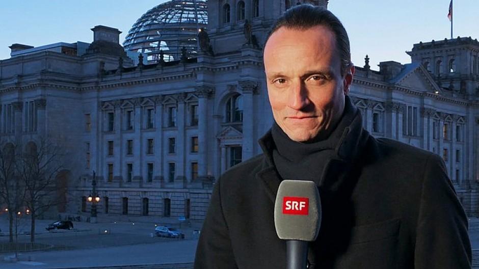SRF: Adrian Arnold wechselt zum Fussballverband