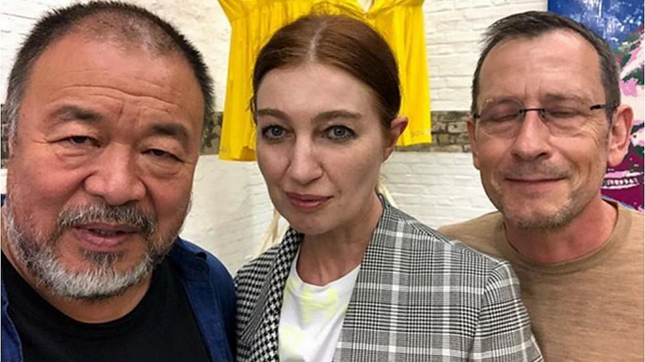 Neutral Zürich: «Ai Weiweis Aktionen haben Poesie und Ästhetik»