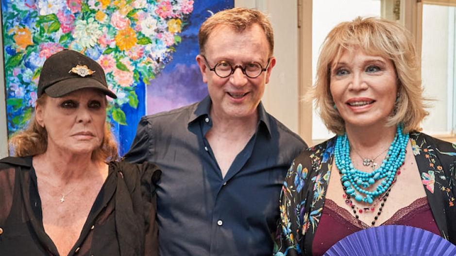 Chalet Muri: Amanda Lear und Ursula Andress treffen sich in Bern