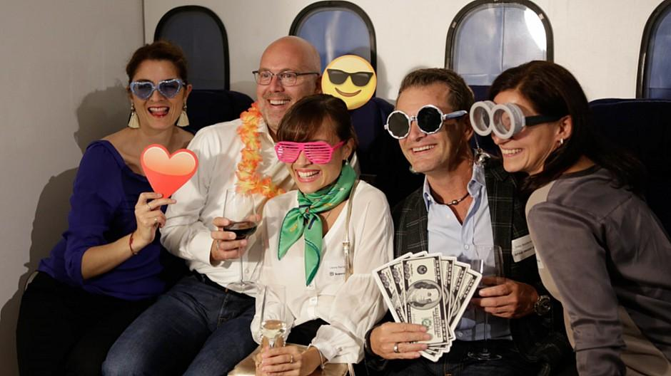 Supertext: An der SupAir-Party 2018 durchgestartet
