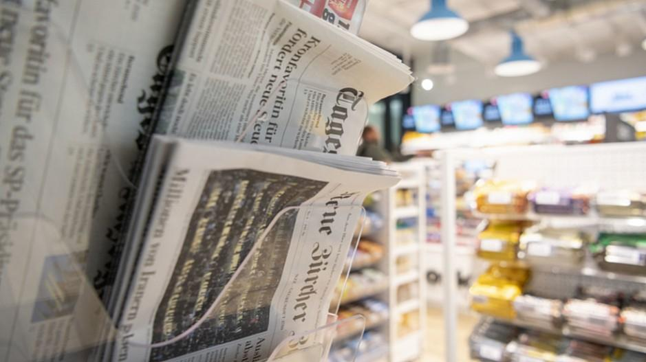 Medienförderung: Andreas Häuptli fordert Staatshilfe für Medien