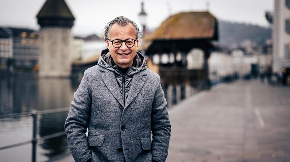 Radio Pilatus: Andy Wolf gibt sein Comeback