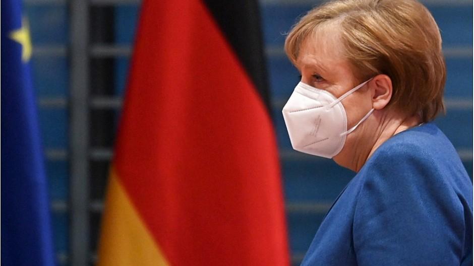 Twitter-Sperre für Trump: Angela Merkel findet den Schritt problematisch