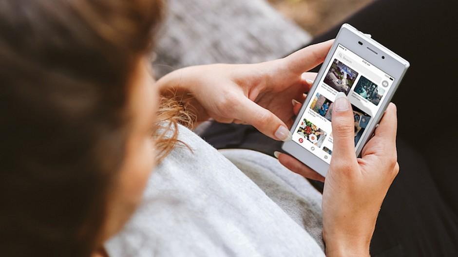 Pinterest: Anleger sind nach Börsengang beeindruckt