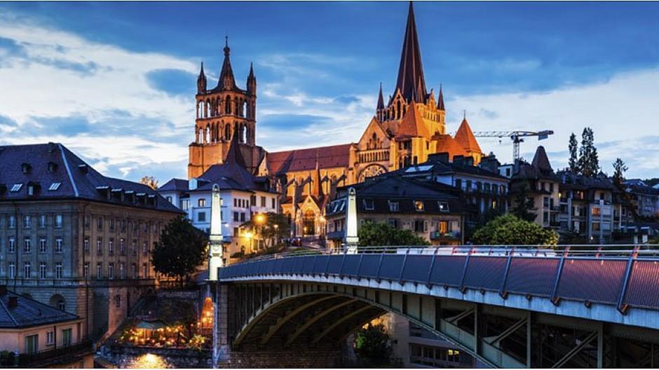 Bundesgericht: APG erhält Plakatkonzession in Lausanne