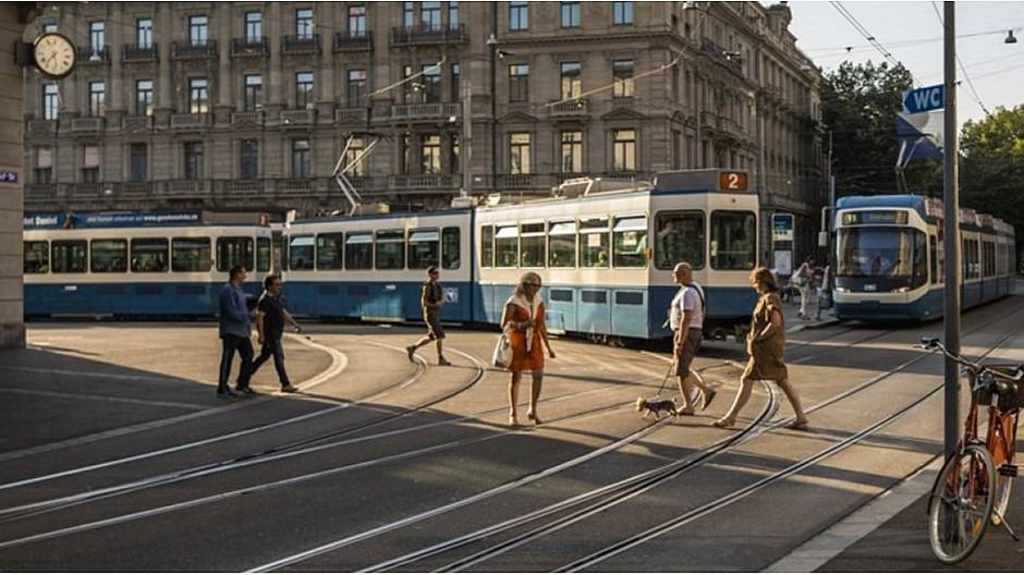 Out of Home: APG verzichtet auf Werbescreens in Zürich