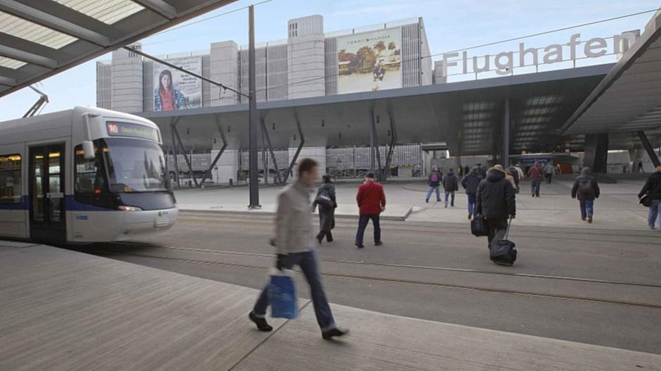 Aussenwerbung: APG wird Vermarktungspartnerin des Flughafens Zürich