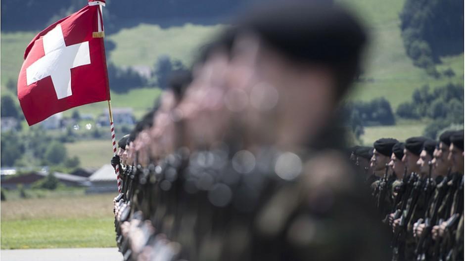 Schweizer Militär: Armee startet PR-Offensive an Schulen