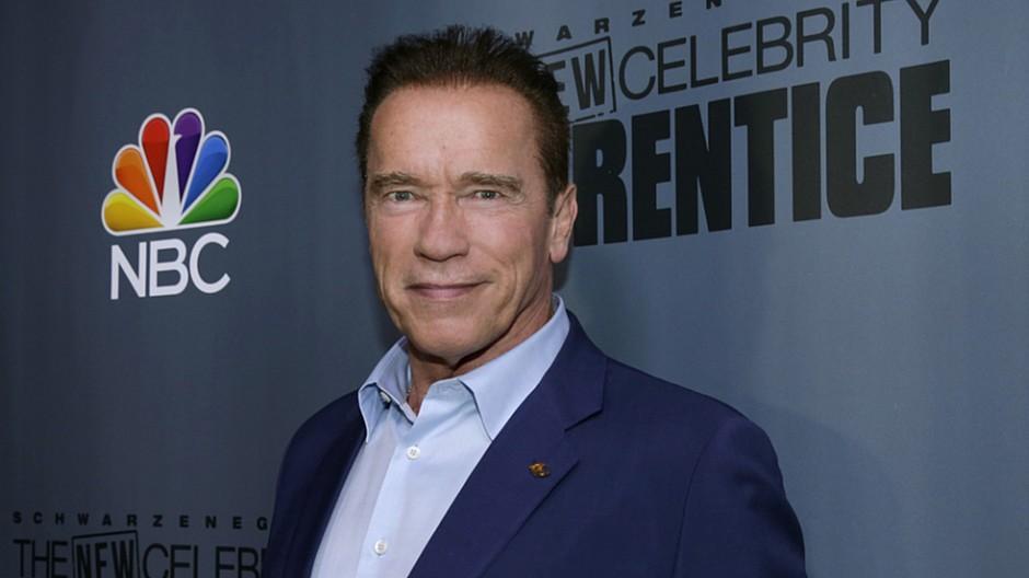 Arnold Schwarzenegger: Arnie kündigt bei früherer Trump-TV-Show