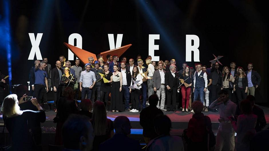 Xaver-Award 2019: Aroma gewinnt wieder drei Statuen