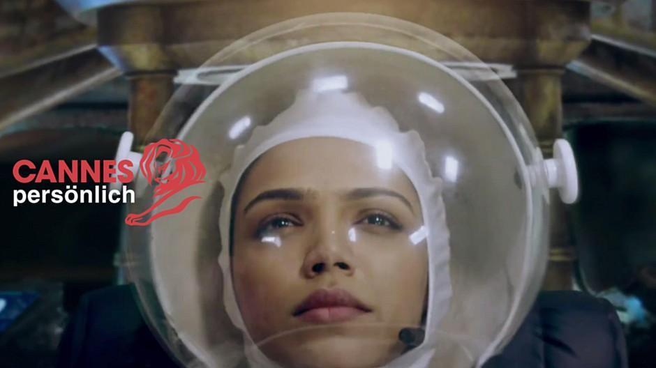Cannes Lions 2018: Astronauten-Spot ist der Überflieger